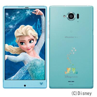 白ロム docomo Disney Mobile on docomo SH-02G Ice Blue[中古Bランク]【当社1ヶ月間保証】 スマホ 中古 本体 送料無料【中古】 【 中古スマホとタブレット販売のイオシス 】