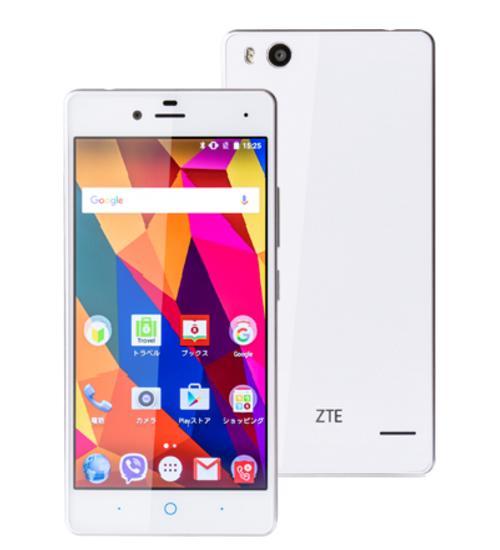 SIMフリー 未使用 ZTE BLADE E01 ホワイト 楽天モバイル版 【RAM1GB/ROM8GB】【当社6ヶ月保証】 スマホ 中古 本体 送料無料【中古】 【 中古スマホとタブレット販売のイオシス 】