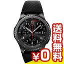 【送料無料】当社6ヶ月保証[未使用品]■SAMSUNG au +1 collection Gear S3 frontier Dark Grey SM-R760N...
