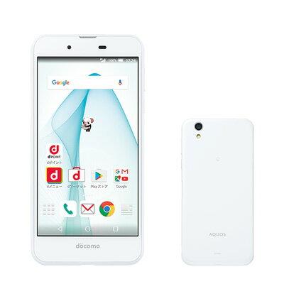 白ロム docomo 未使用 AQUOS PHONE EVER SH-02J Pure White【当社6ヶ月保証】 スマホ 中古 本体 送料無料【中古】 【 中古スマホとタブレット販売のイオシス 】