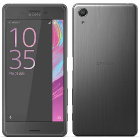 Sony Xperia X Dual F5122 [Graphite Black 64GB 海外版 SIMフリー] SONY 当社3ヶ月間保証 中古 【 中古スマホとタブレット販売のイオシス 】