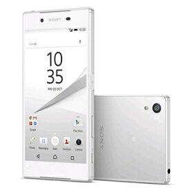 Sony Xperia Z5 E6653 LTE [White 32GB 海外版 SIMフリー] SONY 当社3ヶ月間保証 中古 【 中古スマホとタブレット販売のイオシス 】