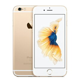 白ロム au 【SIMロック解除済】iPhone6s 16GB A1688 (MKQL2J/A) ゴールド[中古Bランク]【当社3ヶ月間保証】 スマホ 中古 本体 送料無料【中古】 【 中古スマホとタブレット販売のイオシス 】