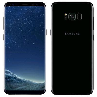 SIMフリー 未使用 Samsung Galaxy S8 Plus Dual-SIM SM-G9550【64GB Midnight Black 香港版 SIMフリー】【当社6ヶ月保証】 スマホ 中古 本体 送料無料【中古】 【 中古スマホとタブレット販売のイオシス 】