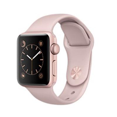 【送料無料】当社1ヶ月間保証[中古Cランク]■Apple Apple Watch Series 2 38mm MNRT2J/A [ピンクサンドスポーツバンド]【周辺機器】中古【中古】 【 中古スマホとタブレット販売のイオシス 】