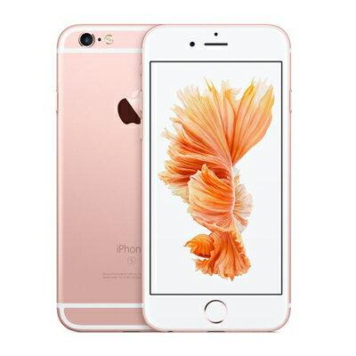 白ロム docomo 未使用 【SIMロック解除済】iPhone6s 32GB A1688 (MN122J/A) ローズゴールド【当社6ヶ月保証】 スマホ 中古 本体 送料無料【中古】 【 中古スマホとタブレット販売のイオシス 】