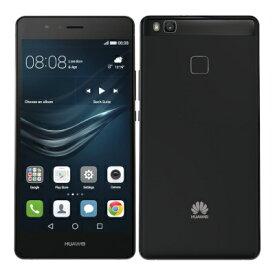 Huawei P9 Lite VNS-L22 Black【国内版 SIMフリー】 Huawei 当社3ヶ月間保証 中古 【 中古スマホとタブレット販売のイオシス 】