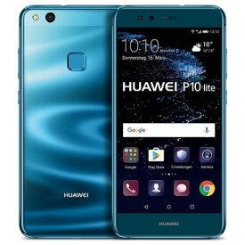 Huawei P10 lite WAS-LX2J Sapphire Blue【国内版 SIMフリー】 Huawei 当社3ヶ月間保証 中古 【 中古スマホとタブレット販売のイオシス 】