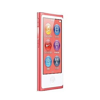 【送料無料】当社1ヶ月間保証[中古Cランク]■Apple 【第7世代】iPod nano 16GB MD475J/A ピンク中古【中古】 【 中古スマホとタブレット販売のイオシス 】