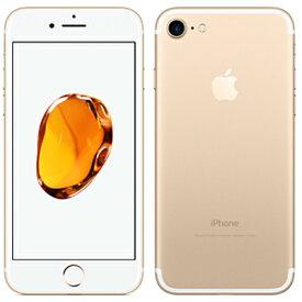 【SIMロック解除済】au iPhone7 32GB A1779 (MNCG2J/A) ゴールド Apple 当社3ヶ月間保証 中古 【 中古スマホとタブレット販売のイオシス 】