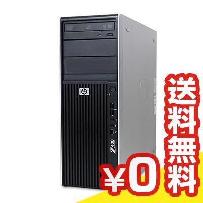 中古パソコン Windows7 Z400 Workstation 中古デスクトップパソコン Xeon 送料無料 当社3ヶ月間保証 【 中古スマホとタブレット販売のイオシス 】