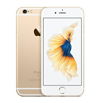 白ロム docomo 未使用 【SIMロック解除済】iPhone6s 32GB A1688 (MN112J/A) ゴールド【当社6ヶ月保証】 スマホ 中古 本体 送料無料【中古】 【 中古スマホとタブレット販売のイオシス 】