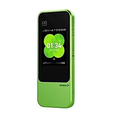 白ロム 【UQWiMAX版】Speed Wi-Fi NEXT W04 HWD35SGU GREEN[中古Bランク]【当社3ヶ月間保証】 モバイルルーター 中古 本体 送料無料【中古】 【 中古スマホとタブレット販売のイオシス 】