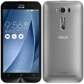 ASUS ZenFone2 Laser ZE500KL-GY16 シルバー【RAM2GB/国内版SIMフリー】 ASUS 当社3ヶ月間保証 中古 【 中古スマホとタブレット販売のイオシス 】