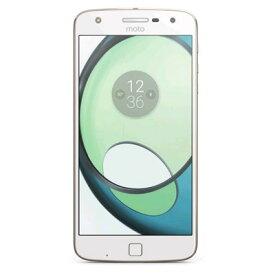 SIMフリー 未使用 Motorola Moto Z Play XT1635-02 White [国内版SIMフリー]【当社6ヶ月保証】 スマホ 中古 本体 送料無料【中古】 【 中古スマホとタブレット販売のイオシス 】