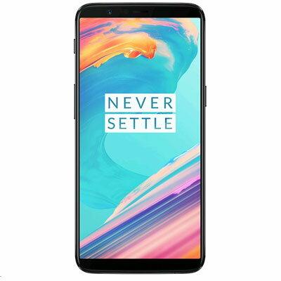 SIMフリー 未使用 OnePlus 5T Dual-SIM A5010 128GB Midnight Black [海外版 SIMフリー]【当社6ヶ月保証】 スマホ 中古 本体 送料無料【中古】 【 中古スマホとタブレット販売のイオシス 】