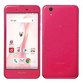 白ロム docomo AQUOS PHONE EVER SH-02J Rose Pink[中古Aランク]【当社3ヶ月間保証】 スマホ 中古 本体 送料無料【中古】 【 中古スマホとタブレット販売のイオシス 】