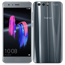 Huawei Honor9 STF-L09 Glacier Grey【国内版 SIMフリー】 Huawei 当社6ヶ月保証 未使用 【 中古スマホとタブレット販売のイオシス 】