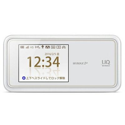 白ロム 【UQWiMAX版】Speed Wi-Fi NEXT W02 HWD33MWU ホワイト[中古Bランク]【当社1ヶ月間保証】 モバイルルーター 中古 本体 送料無料【中古】 【 中古スマホとタブレット販売のイオシス 】