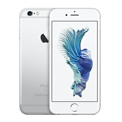 白ロム au iPhone6s 128GB A1688 (MKQU2J/A) シルバー[中古Aランク]【当社1ヶ月間保証】 スマホ 中古 本体 送料無料【中古】 【 中古スマホとタブレット販売のイオシス 】