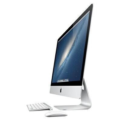 中古パソコン iMac ME088J/A Late2013 中古デスクトップパソコン Core i5 27インチ 送料無料 当社3ヶ月間保証 【 中古スマホとタブレット販売のイオシス 】