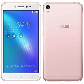 ASUS ZenFone Live ZB501KL-PK16 ローズピンク 【国内版 SIMフリー】 ASUS 当社3ヶ月間保証 中古 【 中古スマホとタブレット販売のイオシス 】