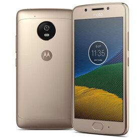 SIMフリー Motorola Moto G5 XT1676 [16GB, Fine Gold 国内版 SIMフリー][中古Cランク]【当社3ヶ月間保証】 スマホ 中古 本体 送料無料【中古】 【 中古スマホとタブレット販売のイオシス 】