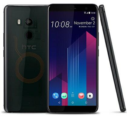 SIMフリー 未使用 HTC U11 Plus Dual-SIM [Translucent Oil 128GB 海外版 SIMフリー]【当社6ヶ月保証】 スマホ 中古 本体 送料無料【中古】 【 中古スマホとタブレット販売のイオシス 】