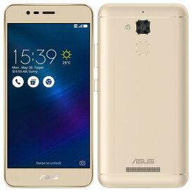 SIMフリー ASUS Zenfone3 Max ZC520TL-GD16 Gold 【16GB 国内版 SIMフリー】[中古Cランク]【当社3ヶ月間保証】 スマホ 中古 本体 送料無料【中古】 【 中古スマホとタブレット販売のイオシス 】