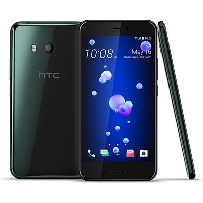 SIMフリー HTC U11 Dual-SIM [Brilliant Black 128GB 海外版 SIMフリー][中古Bランク]【当社1ヶ月間保証】 スマホ 中古 本体 送料無料【中古】 【 中古スマホとタブレット販売のイオシス 】