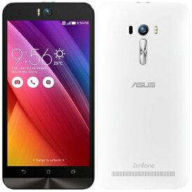 ASUS ZenFone Selfie (ZD551KL-WH16) ホワイト【国内版 SIMフリー】 ASUS 当社3ヶ月間保証 中古 【 中古スマホとタブレット販売のイオシス 】