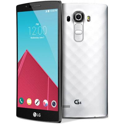 SIMフリー LG G4 H815T LTE [32GB White 海外版 SIMフリー][中古Bランク]【当社1ヶ月間保証】 スマホ 中古 本体 送料無料【中古】 【 中古スマホとタブレット販売のイオシス 】
