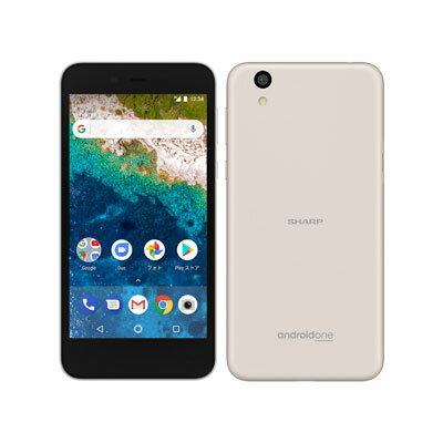 白ロム SoftBank 未使用 Android One S3 ホワイト【当社6ヶ月保証】 スマホ 中古 本体 送料無料【中古】 【 中古スマホとタブレット販売のイオシス 】