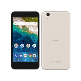 a5b7443afd 中古 白ロム SoftBank 未使用 Android One S3 ホワイト【当社6ヶ月保証】 スマホ 中古 本体 送料無料【中古】 【 中古スマホ とタブレット販売のイオシス 】