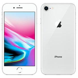【SIMロック解除済】au iPhone8 64GB A1906 (MQ792J/A) シルバー Apple 当社3ヶ月間保証 中古 【 中古スマホとタブレット販売のイオシス 】