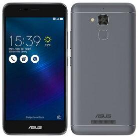 ASUS Zenfone3 Max ZC520TL-GY16 GRAY 【16GB 国内版 SIMフリー】 ASUS 当社3ヶ月間保証 中古 【 中古スマホとタブレット販売のイオシス 】