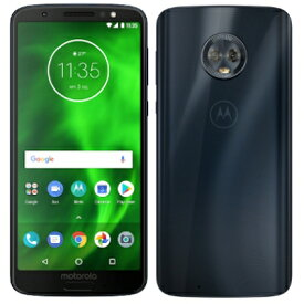 SIMフリー 未使用 Motorola Moto G6 XT1925-7 [32GB DEEP INDIGO 国内版SIMフリー]【当社6ヶ月保証】 スマホ 中古 本体 送料無料【中古】 【 中古スマホとタブレット販売のイオシス 】