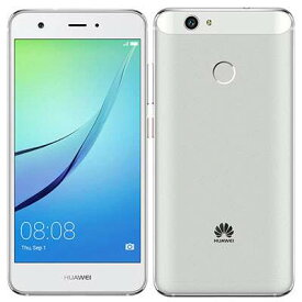 Huawei nova CAN-L12 Mystic Silver【国内版 SIMフリー】 Huawei 当社3ヶ月間保証 中古 【 中古スマホとタブレット販売のイオシス 】