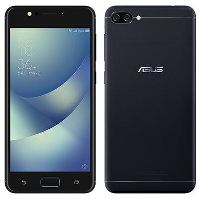 SIMフリー 未使用 ASUS Zenfone4 Max Dual-SIM ZC520KL 32GB Black 【楽天版 SIMフリー】【当社6ヶ月保証】 スマホ 中古 本体 送料無料【中古】 【 中古スマホとタブレット販売のイオシス 】
