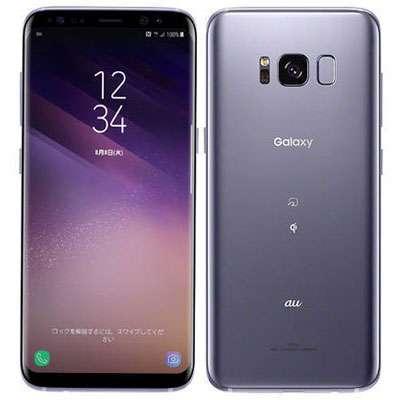 白ロム au Galaxy S8 SCV36 Orchid Gray[中古Bランク]【当社3ヶ月間保証】 スマホ 中古 本体 送料無料【中古】 【 中古スマホとタブレット販売のイオシス 】