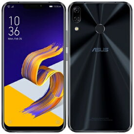 ASUS Zenfone5 (2018) Dual-SIM ZE620KL【シャイニーブラック 64GB 国内版 SIMフリー】 ASUS 当社3ヶ月間保証 中古 【 中古スマホとタブレット販売のイオシス 】