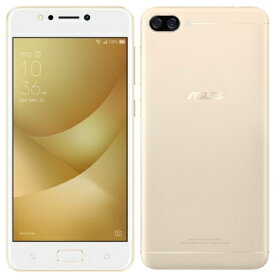 ASUS Zenfone4 Max Dual-SIM ZC520KL 32GB Gold【国内版 SIMフリー】 ASUS 当社3ヶ月間保証 中古 【 中古スマホとタブレット販売のイオシス 】
