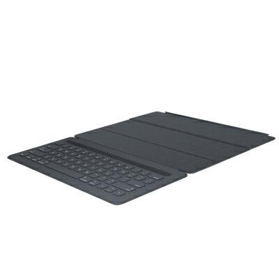 【送料無料】当社1週間保証[中古Cランク]■Apple 12.9インチiPad Pro専用 Smart Keyboard ブラック (MJYR2AM/A)【周辺機器】中古【中古】 【 中古スマホとタブレット販売のイオシス 】