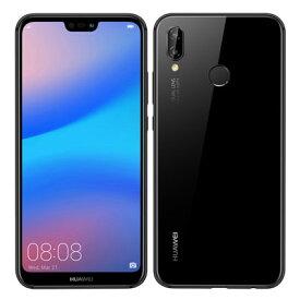 Huawei P20 lite ANE-LX2J Midnight Black【国内版 SIMフリー】 Huawei 当社3ヶ月間保証 中古 【 中古スマホとタブレット販売のイオシス 】
