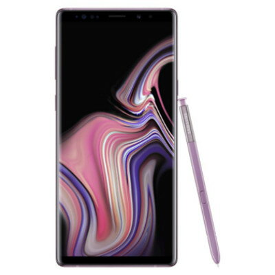 SIMフリー 未使用 Samsung Galaxy note9 Dual-SIM SM-N9600【Lavender Purple 8GB 512GB 香港版 SIMフリー】【当社6ヶ月保証】 スマホ 中古 本体 送料無料【中古】 【 中古スマホとタブレット販売のイオシス 】