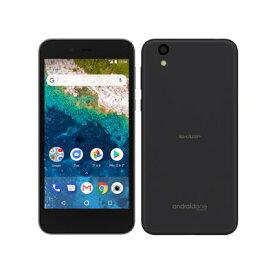 【SIMロック解除済】【ネットワーク利用制限▲】Y!mobile Android One S3 ネイビーブラック SHARP 当社3ヶ月間保証 中古 【 中古スマホとタブレット販売のイオシス 】