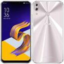 ASUS Zenfone5 (2018) Dual-SIM ZE620KL 【Silver 64GB 国内版 SIMフリー】 ASUS 当社3ヶ月間保証 中古 【 中古スマホとタブレット販売のイオシス 】