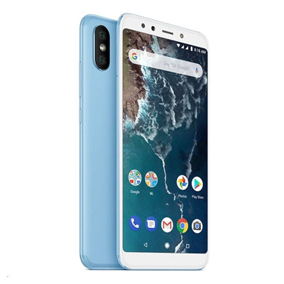 SIMフリー Xiaomi Mi A2 Dual-SIM [Blue 4GB 64GB 香港版 SIMフリー][中古Aランク]【当社3ヶ月間保証】 スマホ 中古 本体 送料無料【中古】 【 中古スマホとタブレット販売のイオシス 】