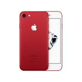 【SIMロック解除済】SoftBank iPhone7 128GB A1779 (MPRX2J/A) レッド Apple 当社3ヶ月間保証 中古 【 中古スマホとタブレット販売のイオシス 】
