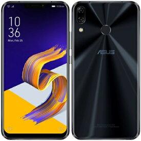 ASUS ZenFone5Z ZS620KL-BK128S6 Dual-SIM 【Shiny Black / Midnight Blue 128GB 国内版SIMフリー】 ASUS 当社3ヶ月間保証 中古 【 中古スマホとタブレット販売のイオシス 】